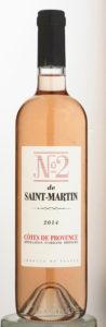 No2 de Saint Martin, 2014
