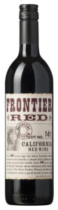 Frontier Red, Fess Parker
