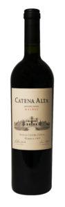 Catena Alta, Historic Rows 2012