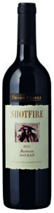 Shotfire, Thorn-Clarke Wines, 2011