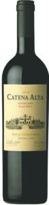 Catena Alta Historic Rows, 2010