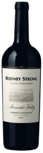 Rodney Strong, Estate Vineyards, 2011