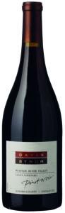 Davis Bynum, Pinot Noir, Janes Vineyard, 2011