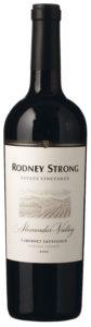 Rodney Strong Cabernet Sauvignon, 2010