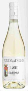 Chardonnay Langhe, Piemonte, Italien