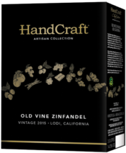 Handcraft Artisan Collection Zinfandel, 2015