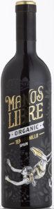 Manos Libre Organic, Hammeken Cellars, 2016