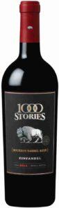Zinfandel, 1000 Stories Vineyards, 2015
