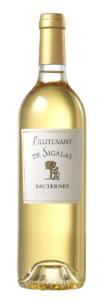 Sauternes Lieutenant de Sigalas, Château Sigalas Rabaud, 2009