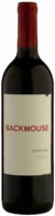 Backhouse Zinfandel, Backhouse Wine, 2014