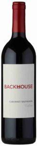 Backhouse Cabernet Sauvignon, Backhouse Wine, 2015