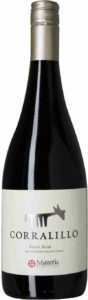 Corralillo Pinot Noir, Matetic, 2016