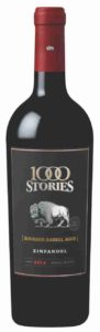 Zinfandel, 1000 Stories Vineyards, 2016