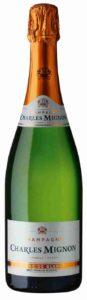 Champagne Blanc de Blancs, Charles Mignon