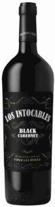 Los Intocables, Black Cabernet, Finca Las Moras, 2016