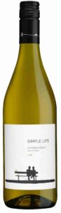 Chardonnay, Simple Life Vinery, 2017
