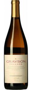 Chardonnay, Grayson Cellars, 2016
