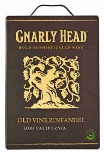 Old Vine Zinfandel, Gnarly Head, 2016