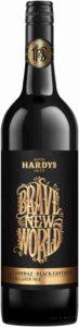 Brave New World Shiraz Black Edition, Hardys, 2016