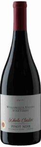Whole Cluster Pinot Noir, Willamette Valley Vineyards, 2017