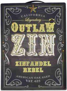 Outlaw Zin 3 l. BiB, 2017