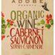 Organic Adobe Reserva 3 l. BiB, 2016