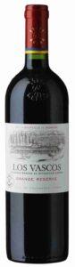 Los Vascos, Grande Reserve, Barons de Rothschild, 2015