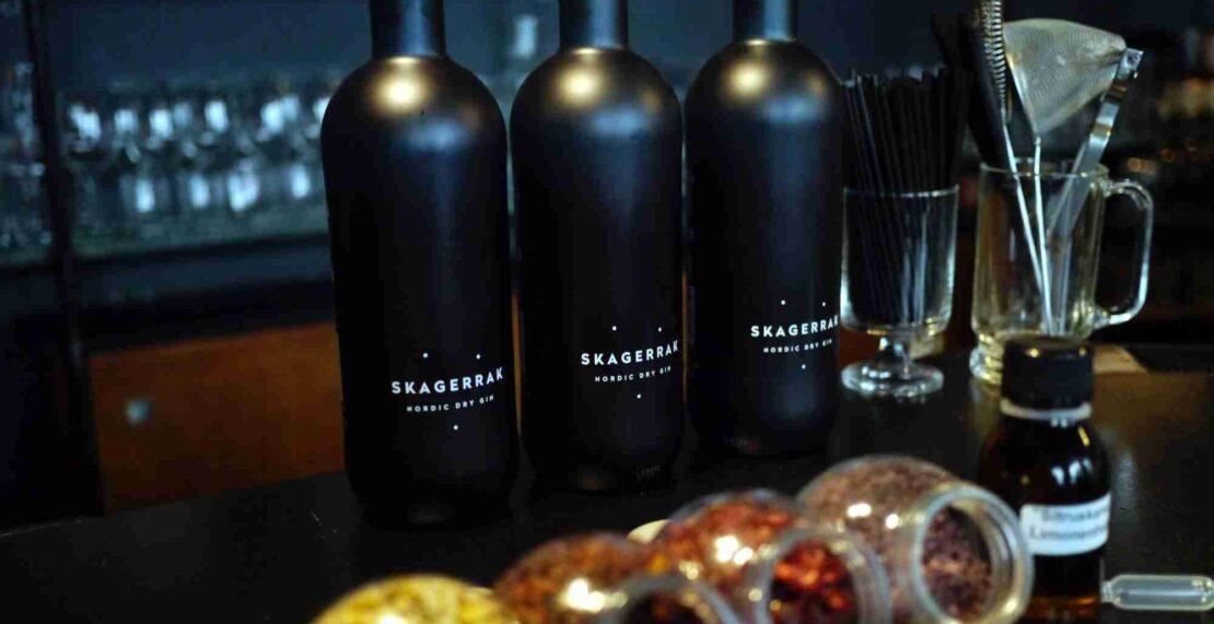Skagerrak – ny gin med smag af Norden