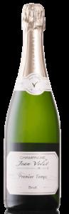 Champagne Premier Temps Brut, Jean Velut
