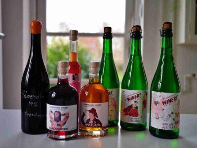 Copenhagen Winery – prisvindende dansk frugtvin