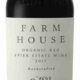 Farm House Organic Red, Spier Estate Wine, 2017