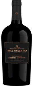 Three Finger Jack Cabernet Sauvignon, 2017