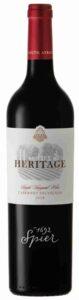 Heritage Single Vineyard, Spier, 2018