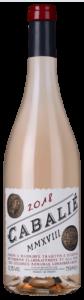 Cabalié Rosé, 2019