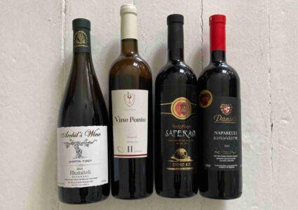 Georgien – vinens vugge