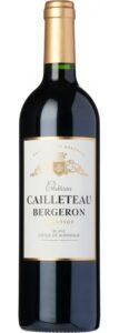 Prestige, Château Cailleteau Bergeron, 2018